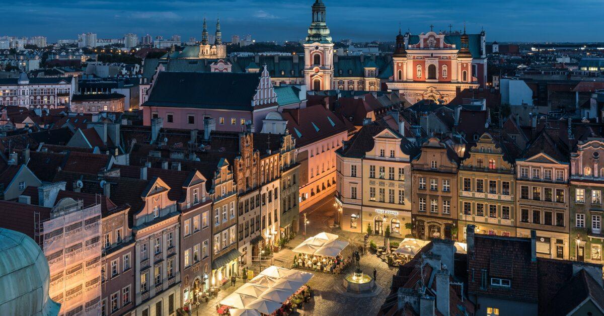 Poznań dla ciekawych: Ostrów Tumski